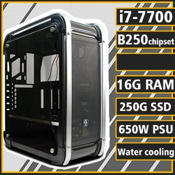 [特攻神兵] - 七代Ci7水冷B250平台組裝電腦(電競SSD)