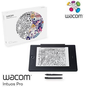 Wacom Intuos Pro L雙功能創意觸控繪圖板