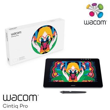 Wacom Cintiq 13FHD觸控繪圖螢幕