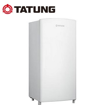 大同 150公升單門小冰箱(白色)