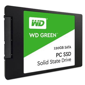 "【120G】WD SSD Green系列-2.5"" 固態硬碟(SATA3"