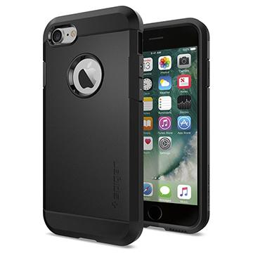 【iPhone 7 Plus】SGP ToughArmor 軍規保護殼-黑