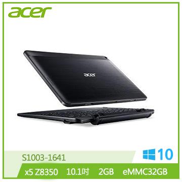 【32G】ACER S1003 Z8350 變型平板筆電