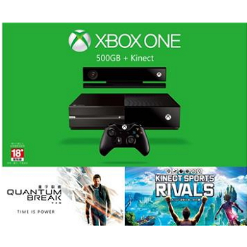 【500G】XBOX ONE + Kinect 娛樂動作組